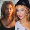 World's Famous Celebrities With And Without Make-Up