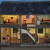 Abandoned Farmhouse Transformed Into Life Size Dollhouse