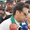 Imran questions MQM's Karachi protest