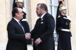 Sa Majesté Mohammed VI, Roi du Maroc a paris