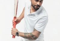 Le champion de cricket Virat Kohli devient ambassadeur Tissot