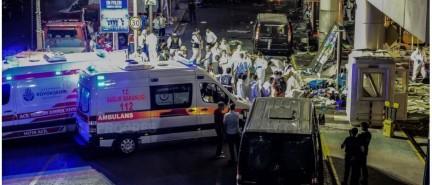 TURQUIE : le bilan s'alourdit à 41 morts