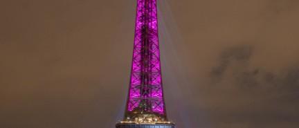 Les 130 ans de la Tour Eiffel.