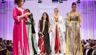 """La créatrice Ghizlaine Bouzit  dévoile à Paris sa premiere collection au """"Caftan And Luxury"""""""