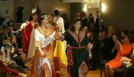 Berbère Création  au Alger Fashion Week a Château de Montchat