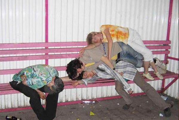 Drunk People 05