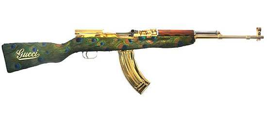 Fashionable Weapons 11