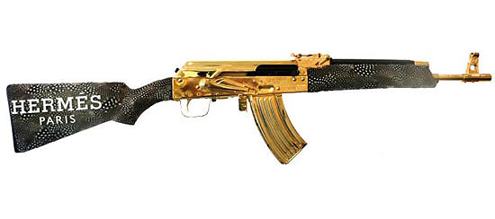 Fashionable Weapons 13