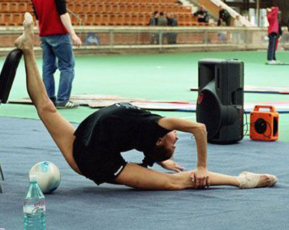 Females in Gymnasts 12