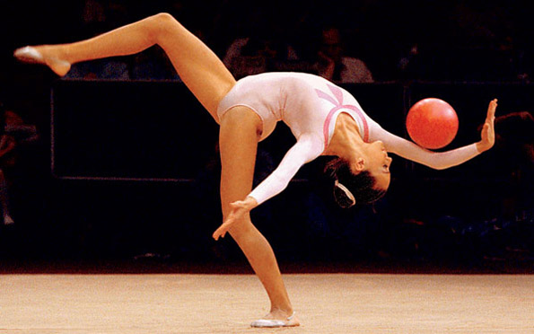 Females in Gymnasts 14
