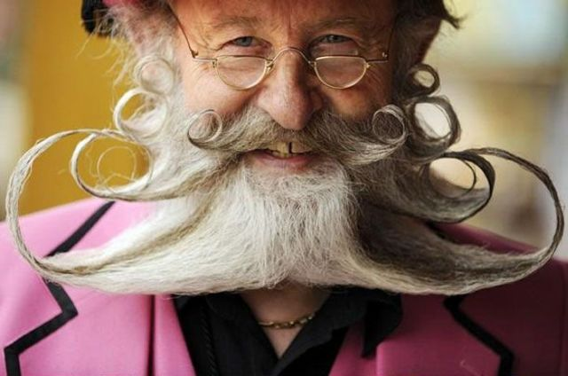 GERMANY-BEARDS-OFFBEAT