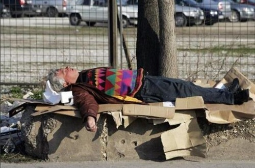Funny Sleeping Positions 06