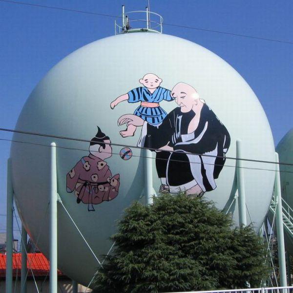 Gas Tanks 06