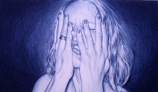 Drawn with a BIC Pen