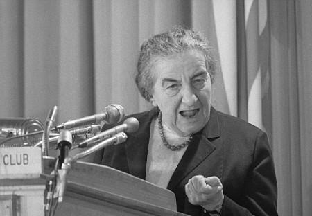 Golda Meir - Israel
