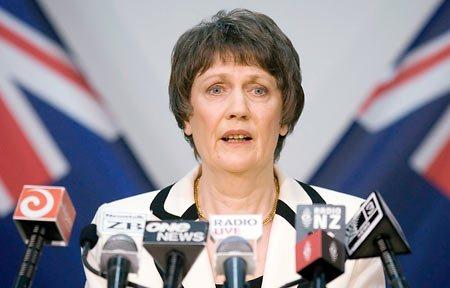 Helen Elizabeth Clark - New Zealand