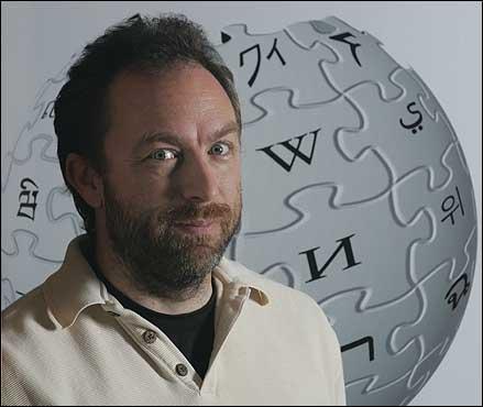 Jimmy Wales (Wikipedia)