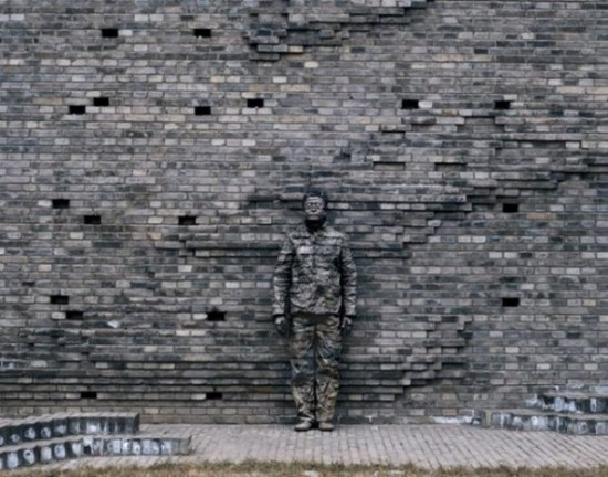 Liu Bolin - Invisible Man