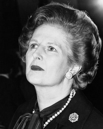 Margaret Thatcher - United Kingdom