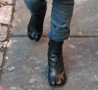 Martin Margiela Boots