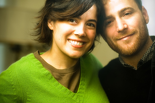 Stewart Butterfield and Caterina Fake (Flickr)