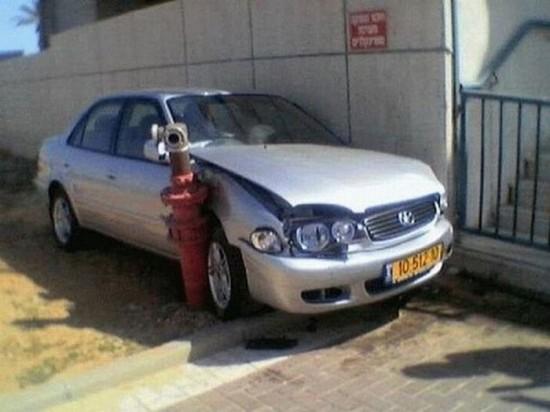 Excellent parking spot