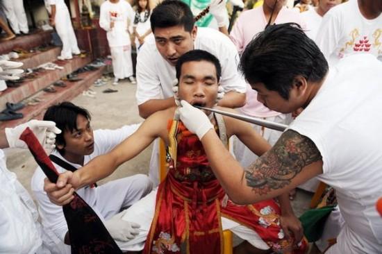 THAILAND VEGETARIAN FESTIVAL PHUKET
