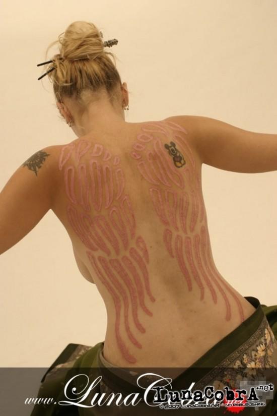 Healing branding