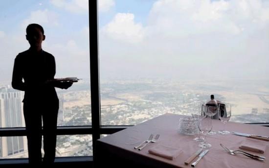 Highest Restaurant in the World