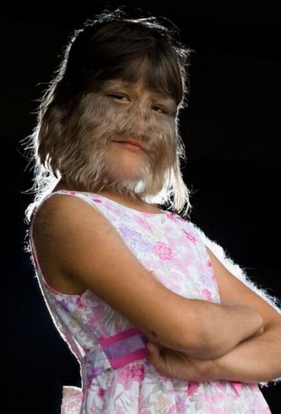 Supatra Sasuphan Wolf Girl