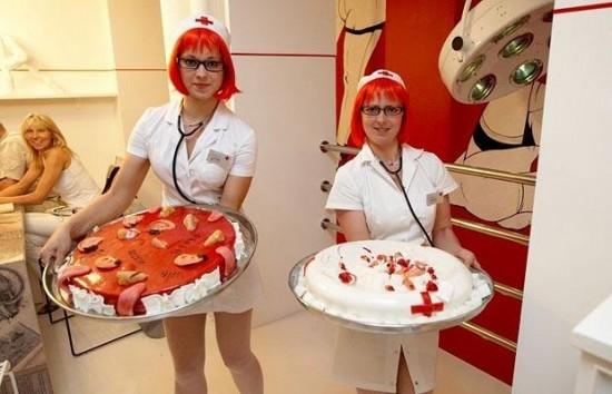 Hospital Restaurant Riga