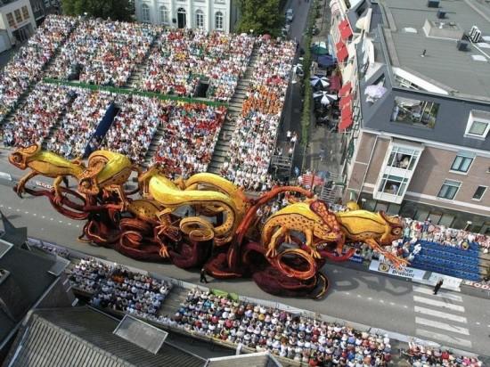 Bloemencorso - Flower parades
