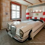 V8 Car Themed Hotel