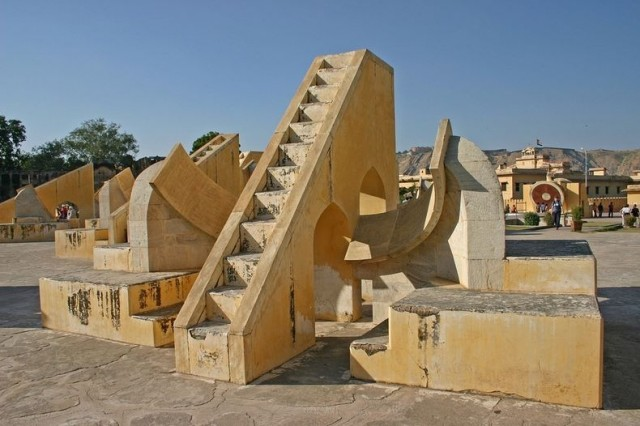 Jantar Mantar - Ancient Astronomical Observatories of India