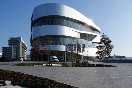 Mercedes-Benz Museum - Germany