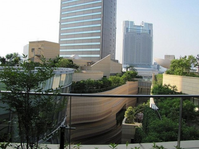 Roof Gardens at Namba Parks