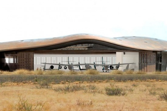 Spaceport America - New Mexico