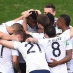 France beat Nigeria