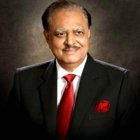 President Of Pakistan Mamnoon Hussain