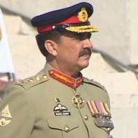 Général raheel