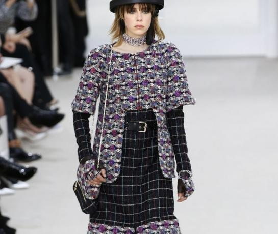 Defile Chanel