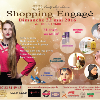 Shoping Engagé